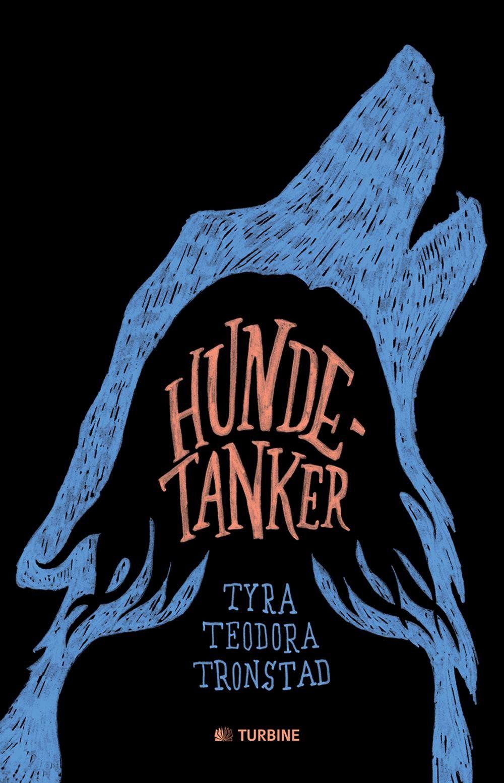 Hundetanker af Tyra Teodora Tronstad. Jeg forsvandt ned i sofahjørnet og op i Norges skove sammen med Vera og hendes far. Miljøforkæmpere, ulvehadere, mystik og spænding i en velfortalt historie for børn fra ca. 12 år