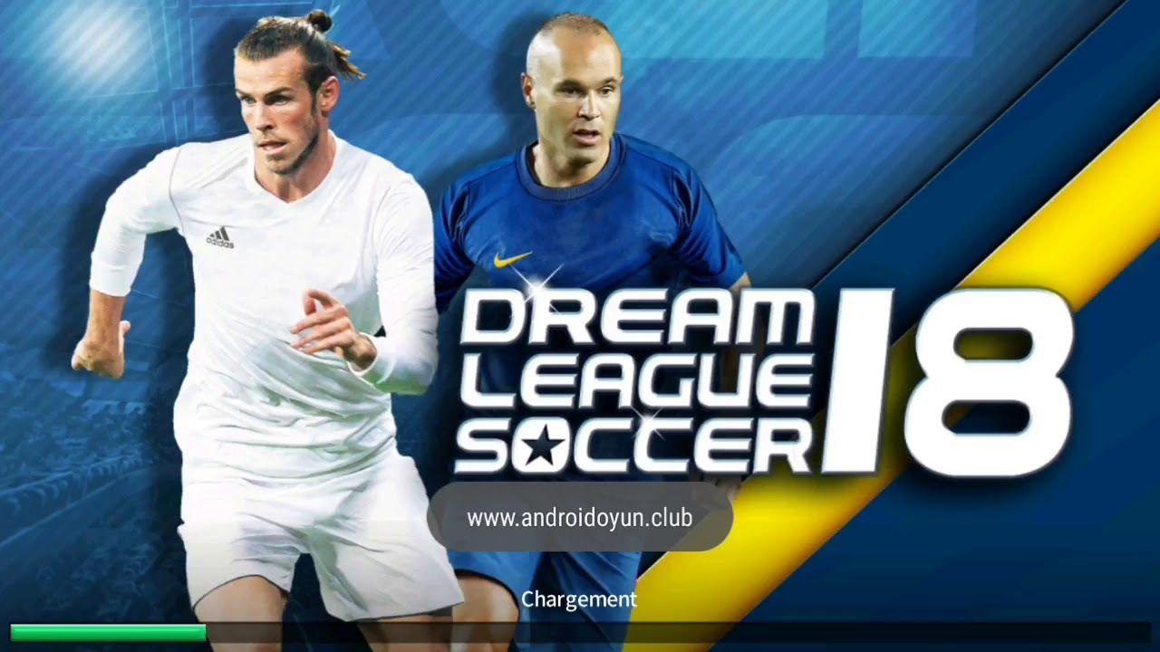 تحميل لعبة Dream League Soccer 2018 مهكرة آخر إصدار v5 06