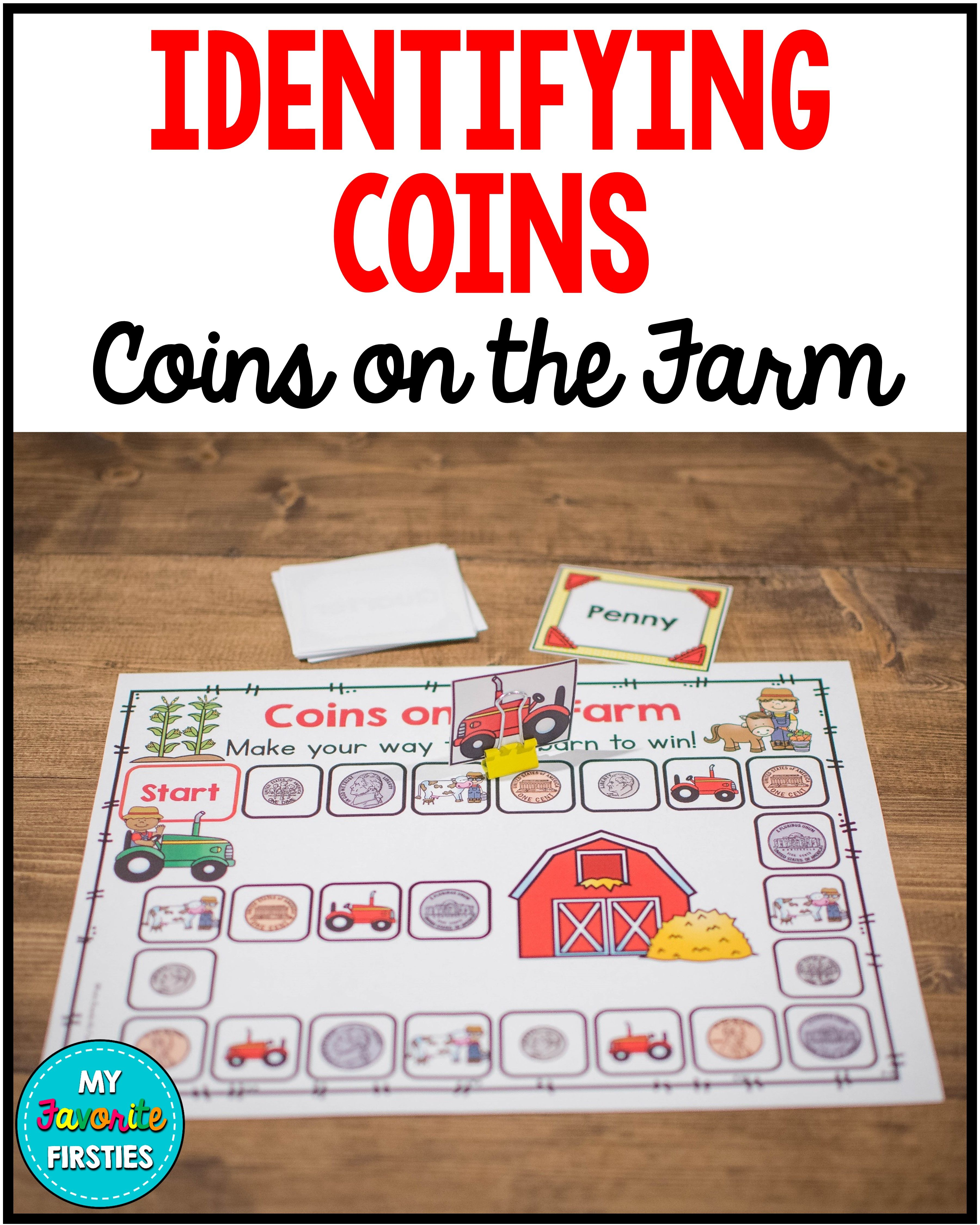Coins On The Farm