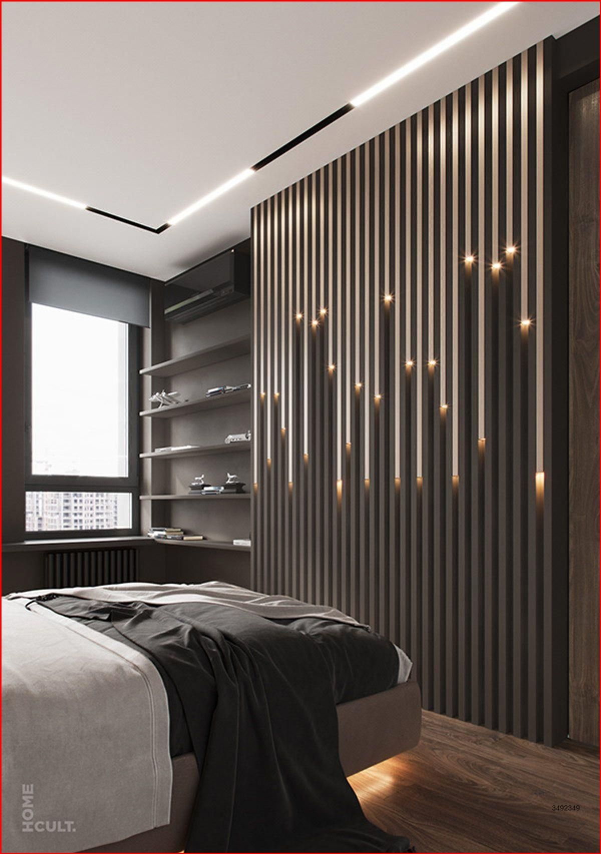 Wooden Decorative Design Special Process Triple Rope Shelf Bookcase In 2020 Luxurious Bedrooms Home Room Design Interior Design Bedroom