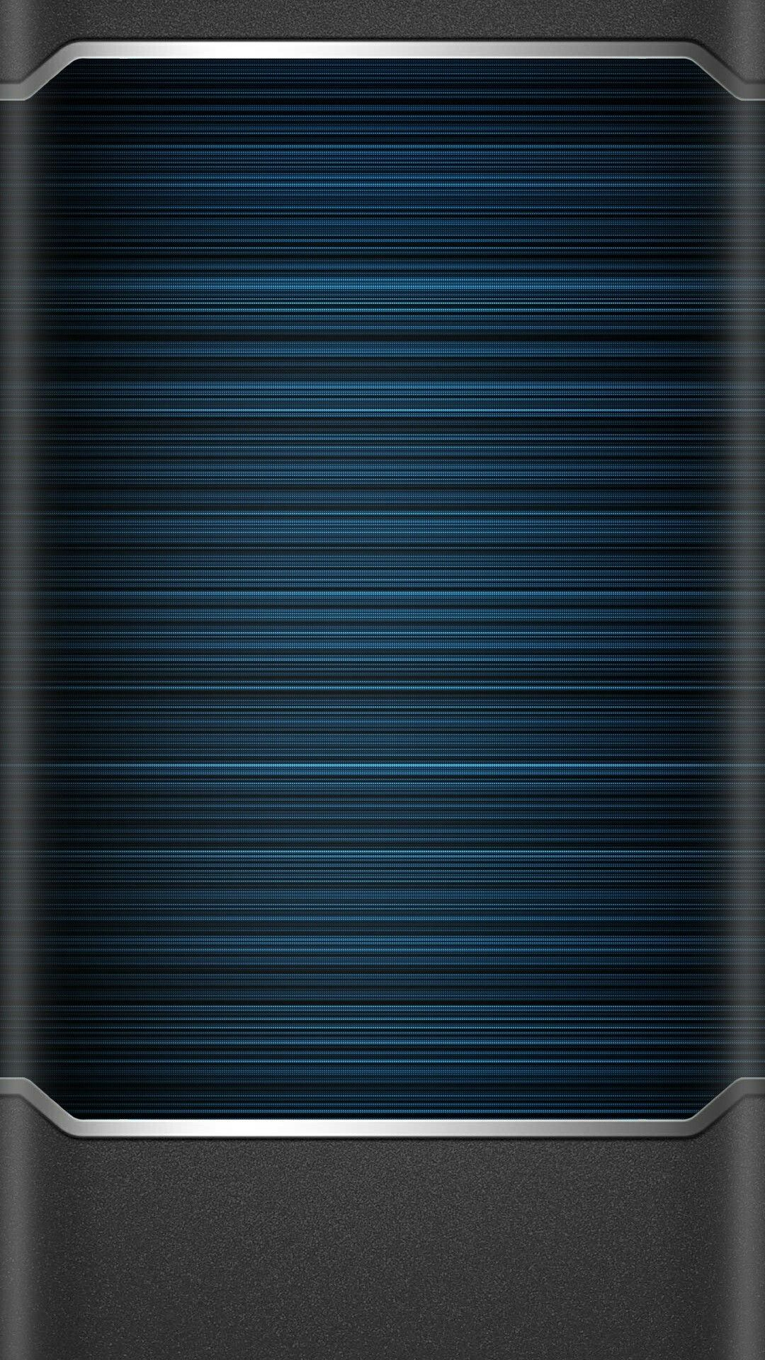 Black Blue and Grey Stripes Wallpaper