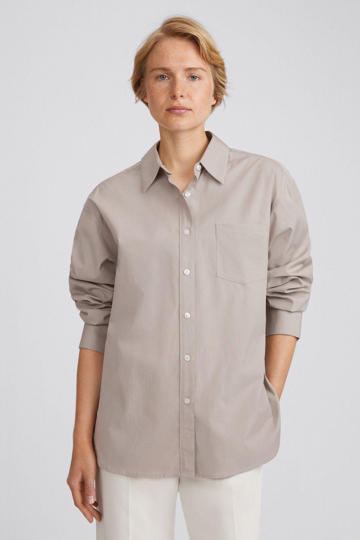Scandinavian Clothing Brands Top 10 Modern Minimal In 2020 Clothing Brand Shirts Cotton Shirt