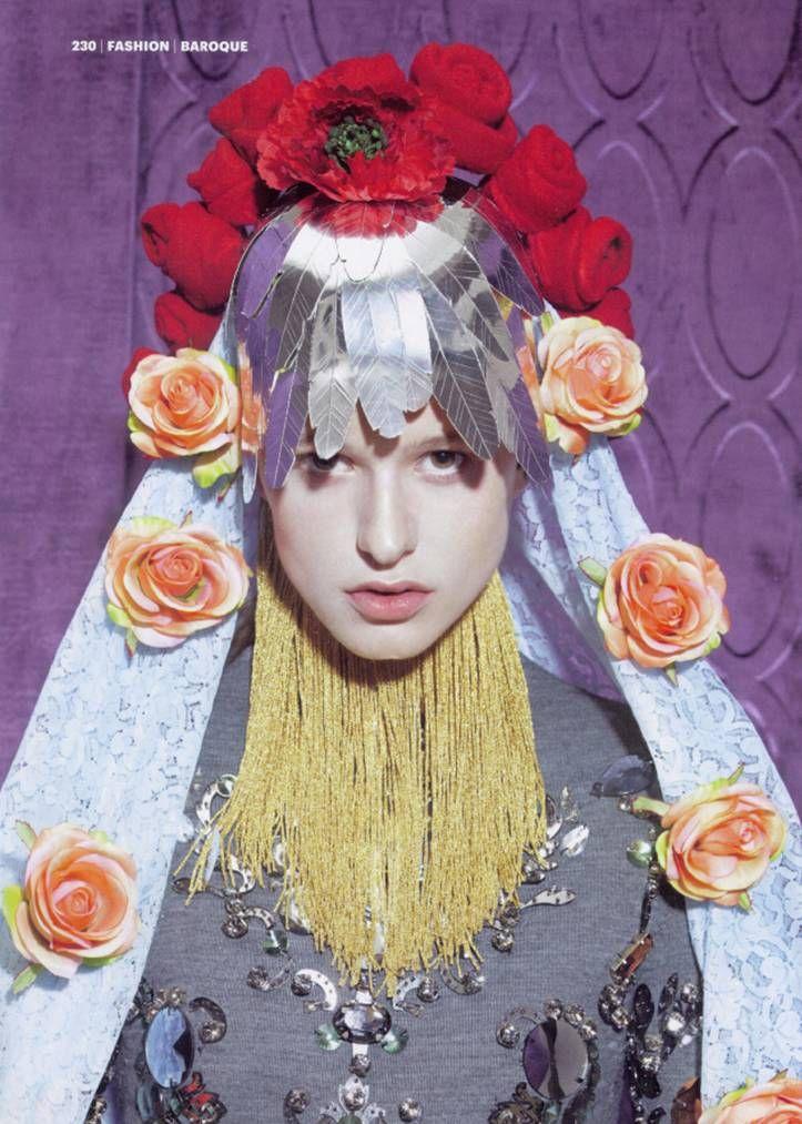 Wallpaper september 2012 - Like a virgin - Photography Pierpaolo Ferrari, Fashion Francesca Cefis