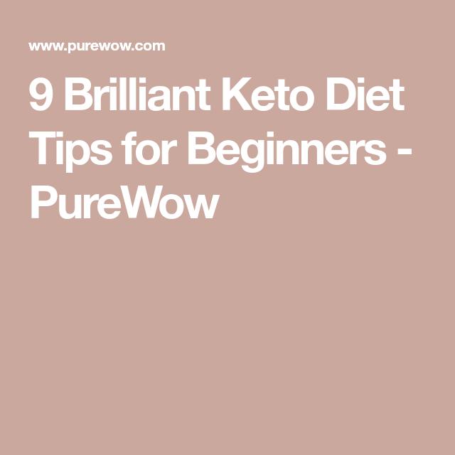 Photo of 9 brillante Keto-Diät-Tipps für Anfänger – PureWow