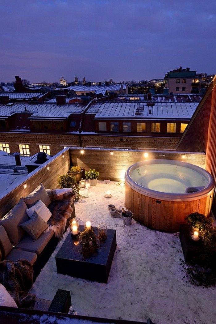 Die Dachterrasse Schaffen Sie Eine Wohlfuhloase Auf Dem Dach