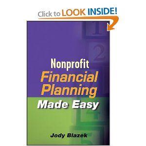 Wish List... Nonprofit Financial Planning Made Easy (Wiley Desktop ...
