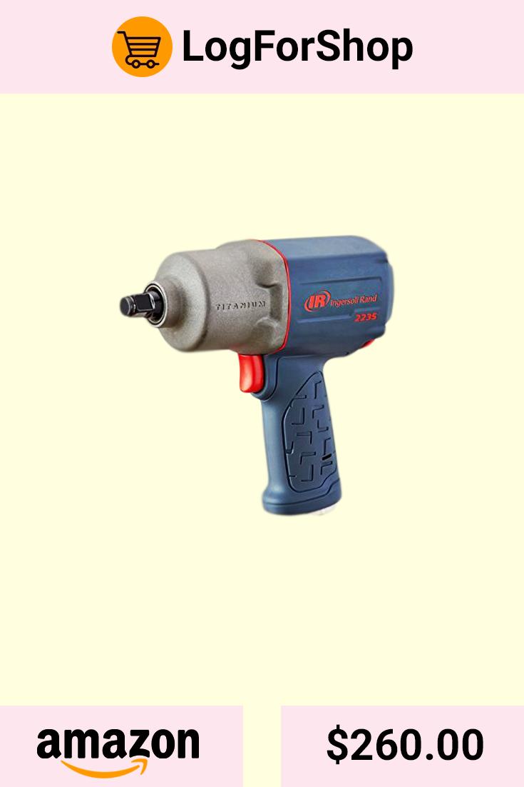 Ingersoll Rand Air Tools 2235TiMAX Drive Air Impact