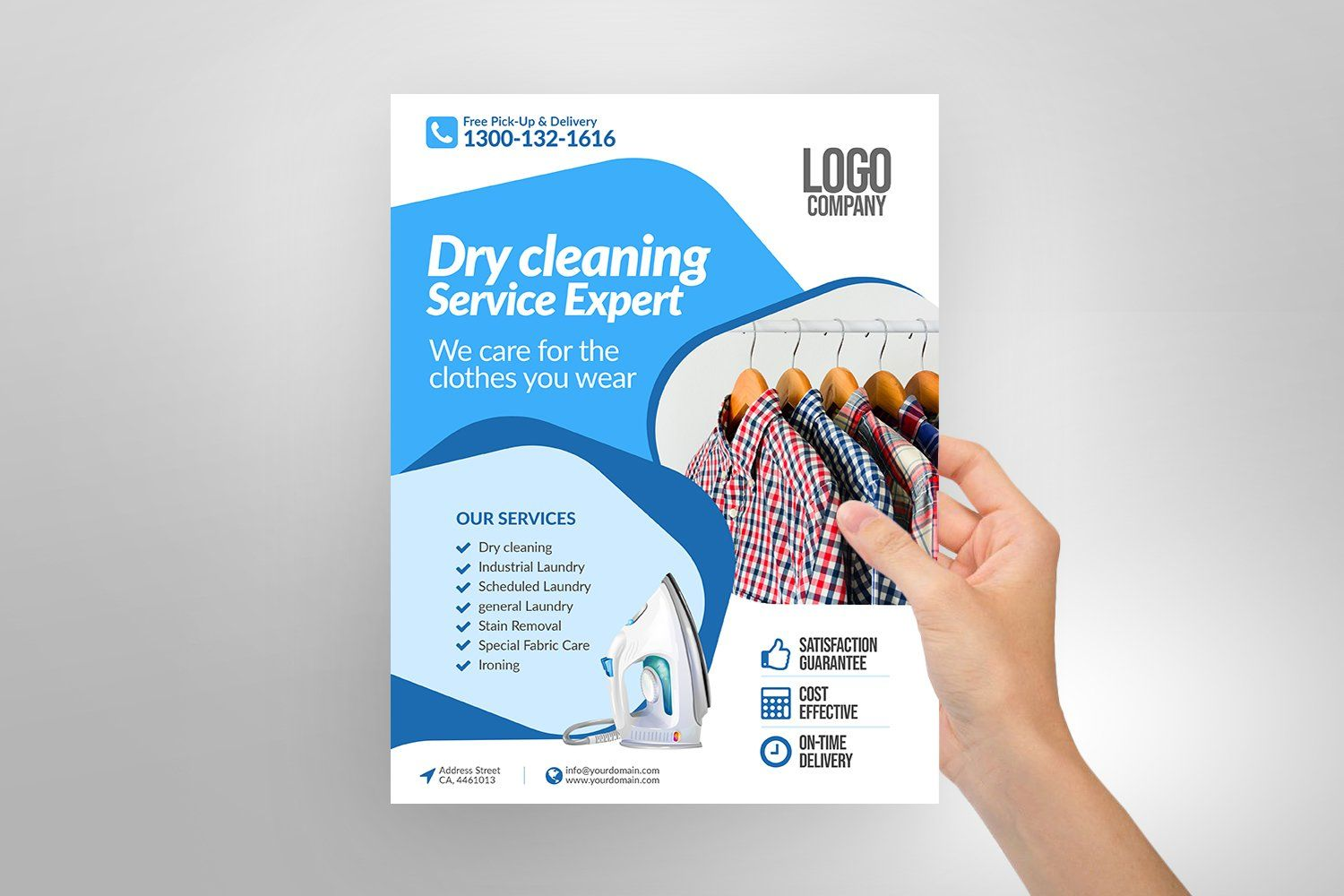 Dry Cleaning Service Expert Flyer Dry Cleaning Services