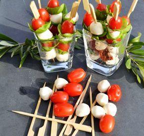 Photo of Tomate Mozzarella Sticks