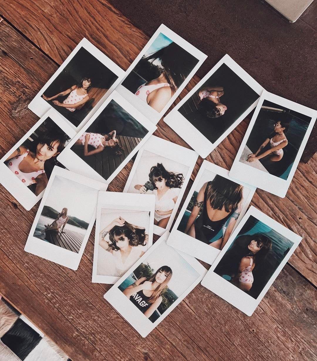 Boite Photo Polaroid