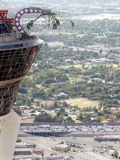 Stratosphere S Insanity Las Vegas Parks Vegas Stratosphere