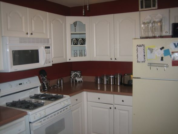 Small Cape Cod Kitchen | Small Cape Cod Kitchen Upgrade, When We Bought My  Parentu0027s Part 65