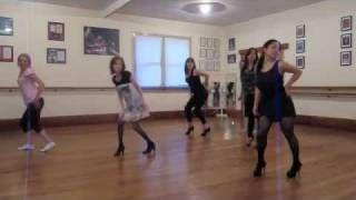 "Beginners Burlesque Class - ""FEVER"" with Karen Ng, via YouTube."