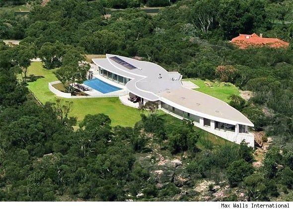 Star Trek Real Estate Home Inspired by Starship Enterprise For