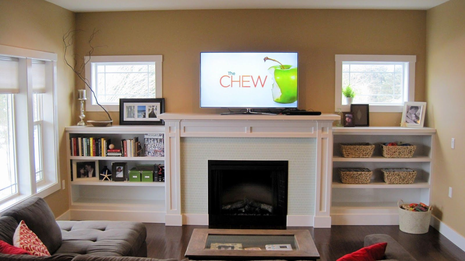 Living Room Built Ins Built In Living Room Shelves Shelves In Living Room Ideas