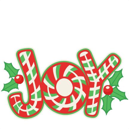 christmas candy cane joy title svg scrapbook cut file cute clipart rh pinterest com free clipart christmas candy cane free christmas candy border clip art
