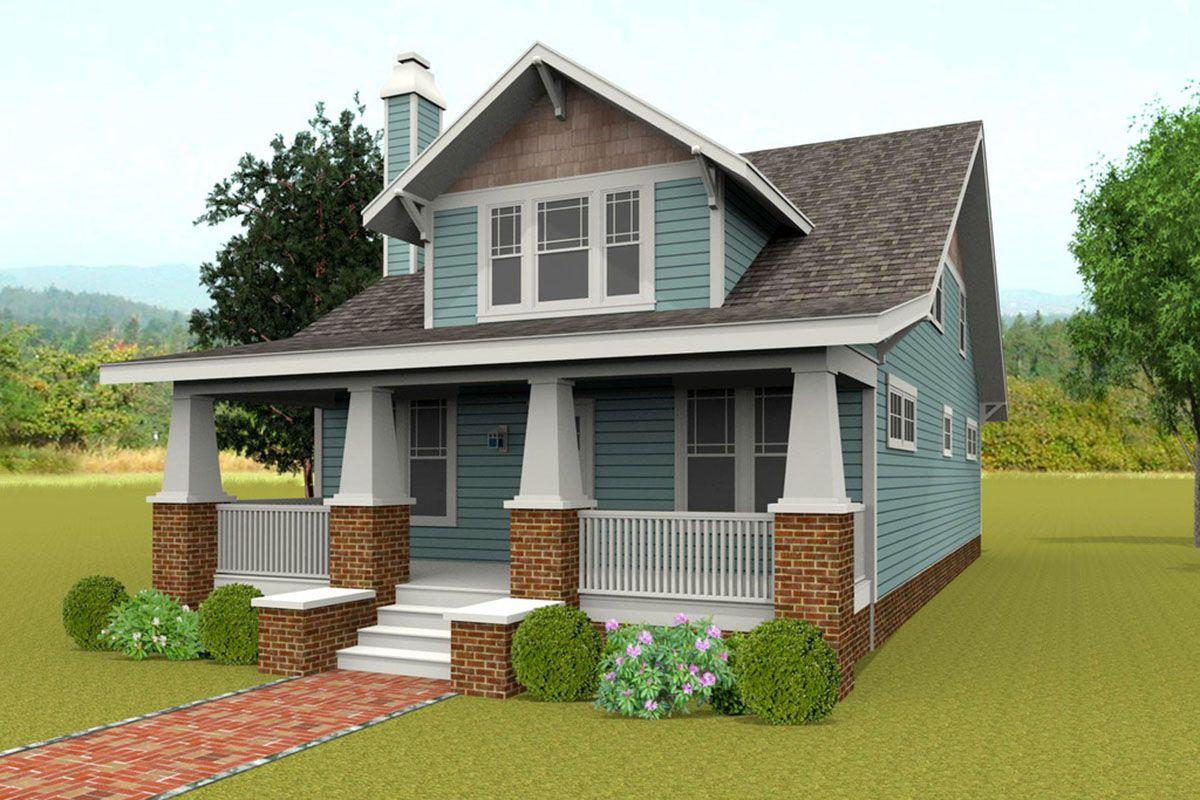 Plan 50151ph Classic Craftsman House Plan With Options Craftsman Bungalow House Plans Craftsman House Craftsman Style House Plans