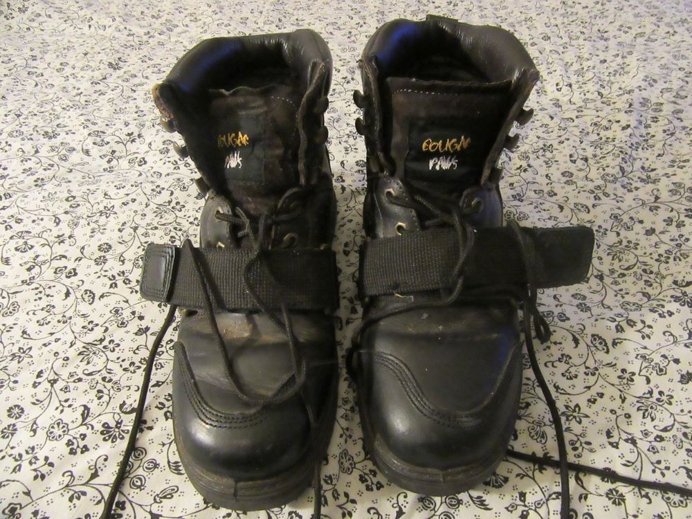 Mens Cougar Paws Roofing Boots Sz 9 Cougarpaws WorkSafety Mens