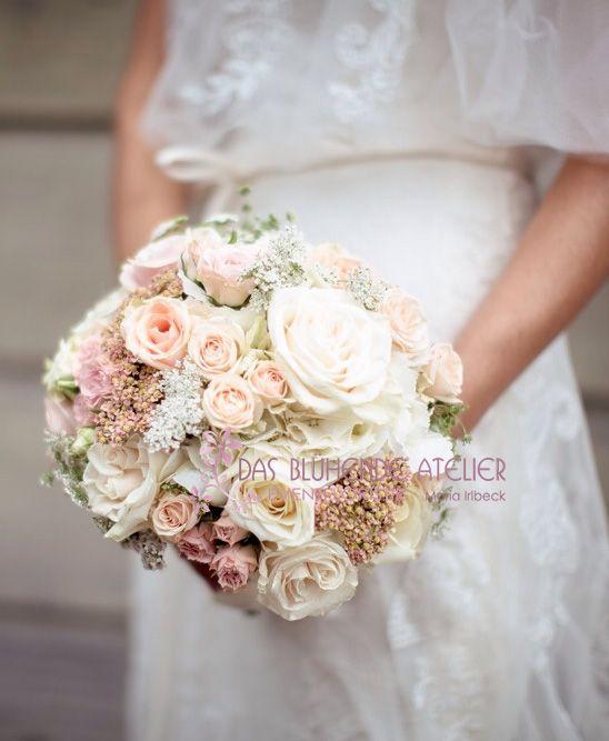 Brautstrauss Pastell Rosa Google Suche Blumen Pinterest