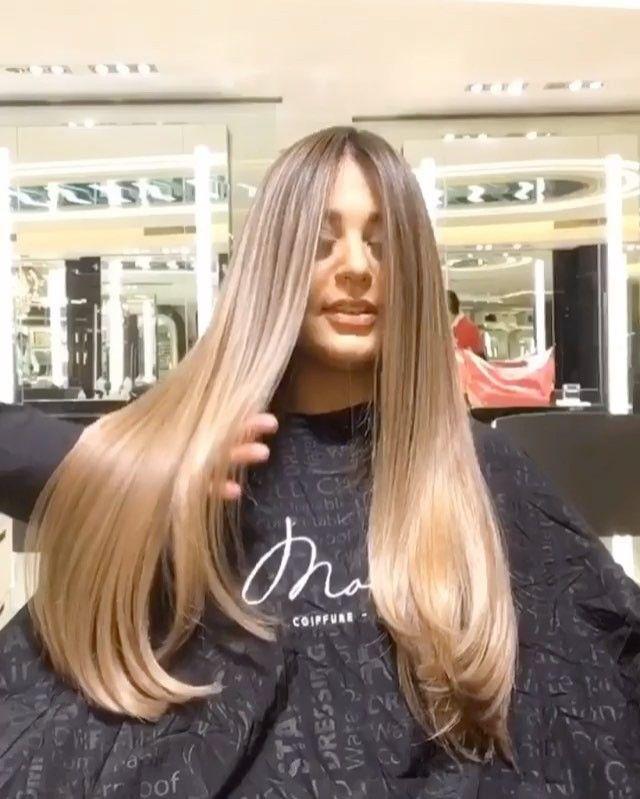 WEBSTA @ billionwomanofficial - Hair color transformation by @mouniiiir ...#hairvideo #mouniiiir #hairextensions#hairvideos #hudabeauty #hair #hairvideo #hair #hairdo #love #like #hairstyle #egypt #qatar #kwt #uae #paris #london #morocco #usa #luxurych #luxelair #followforfollow #like4like #instamood #instagram @hairvideo.mounir