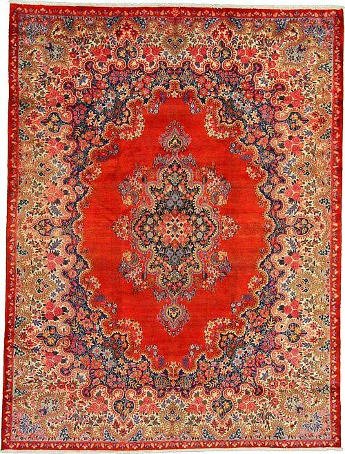 Red 9 8 X 12 9 Birjand Rug Persian Rugs Esalerugs Rugs Persian Rug Persian