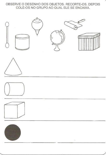Sarkában Iskola lehetőségek Prof. Alexandra: geometriai alakzatok