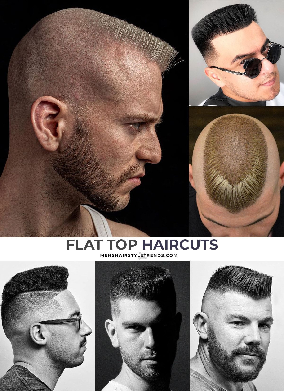 50+ How to cut a flat top haircut ideas