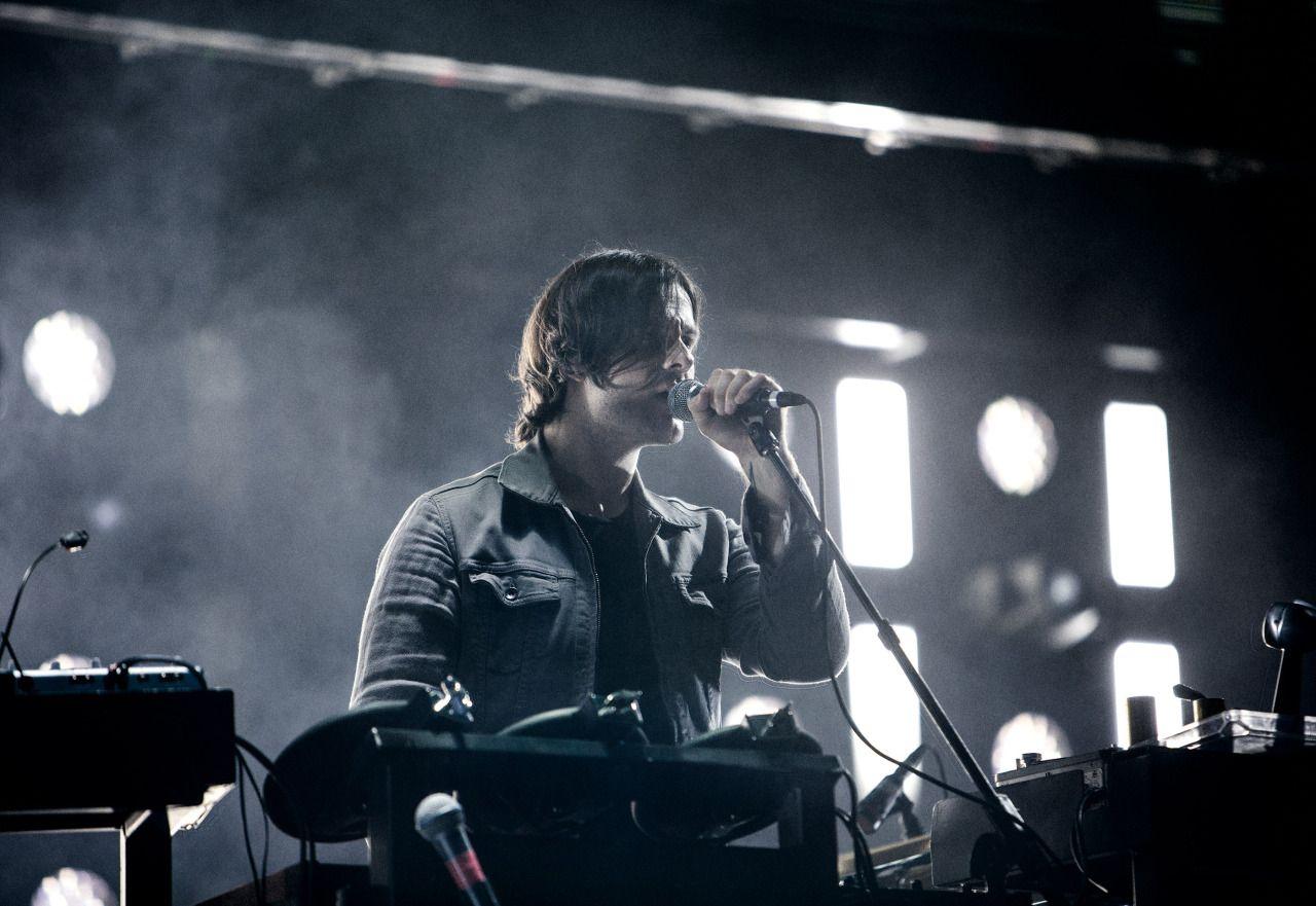 Nine Inch Nails, Tension 2013: Alessandro Cortini, Joshua Eustis ...