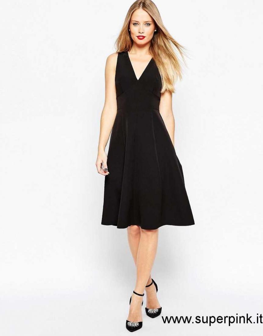 Vestito nero semplice boutique beautiful dresses pinterest