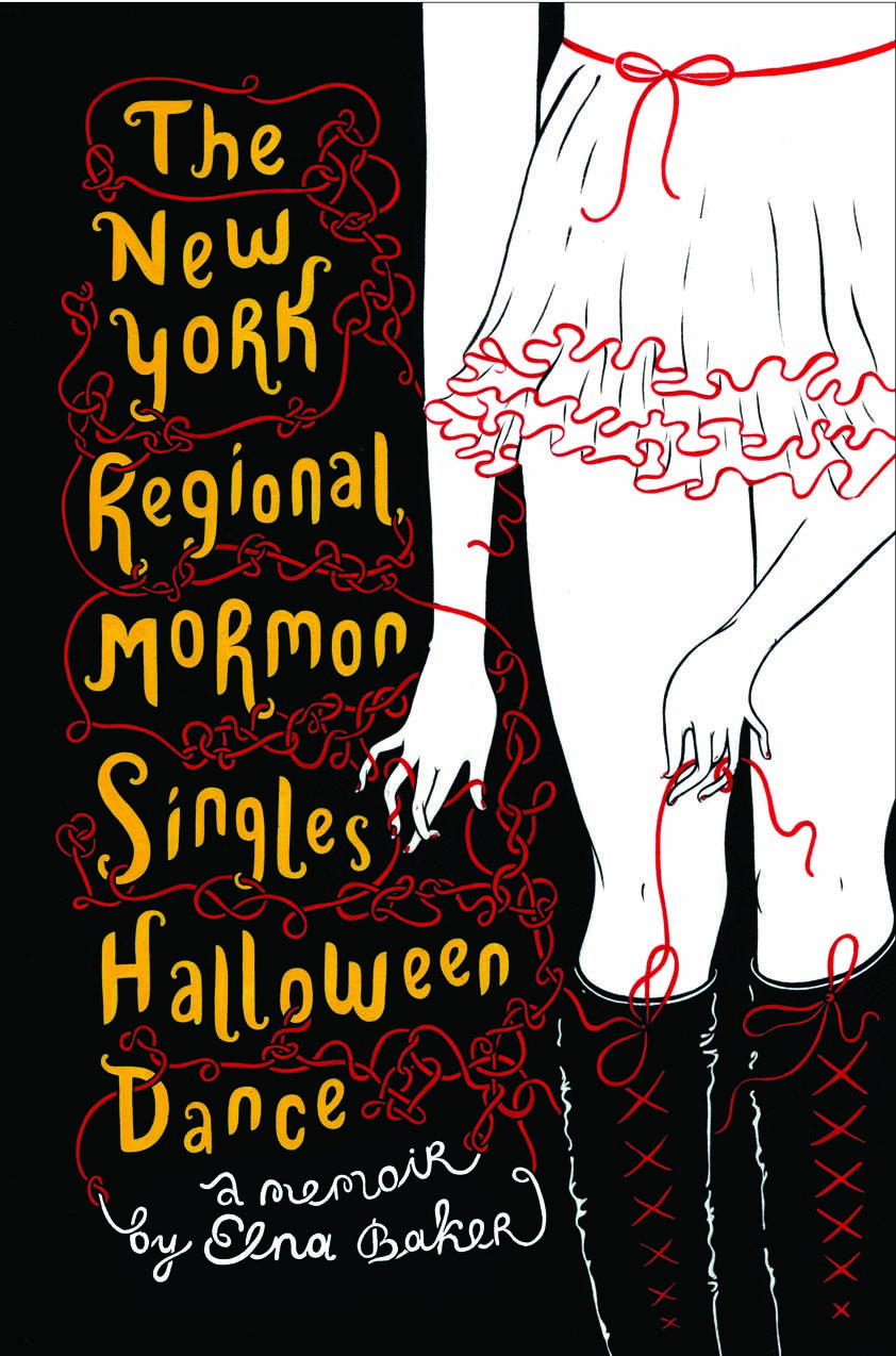 the new york regional mormon singles halloween dance -elna baker
