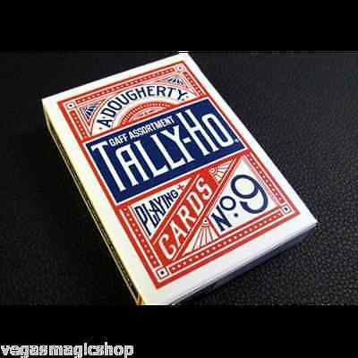 Assorted Gaff Deck Tally-Ho Playing Cards Poker Size USPCC Card Magic Tricks