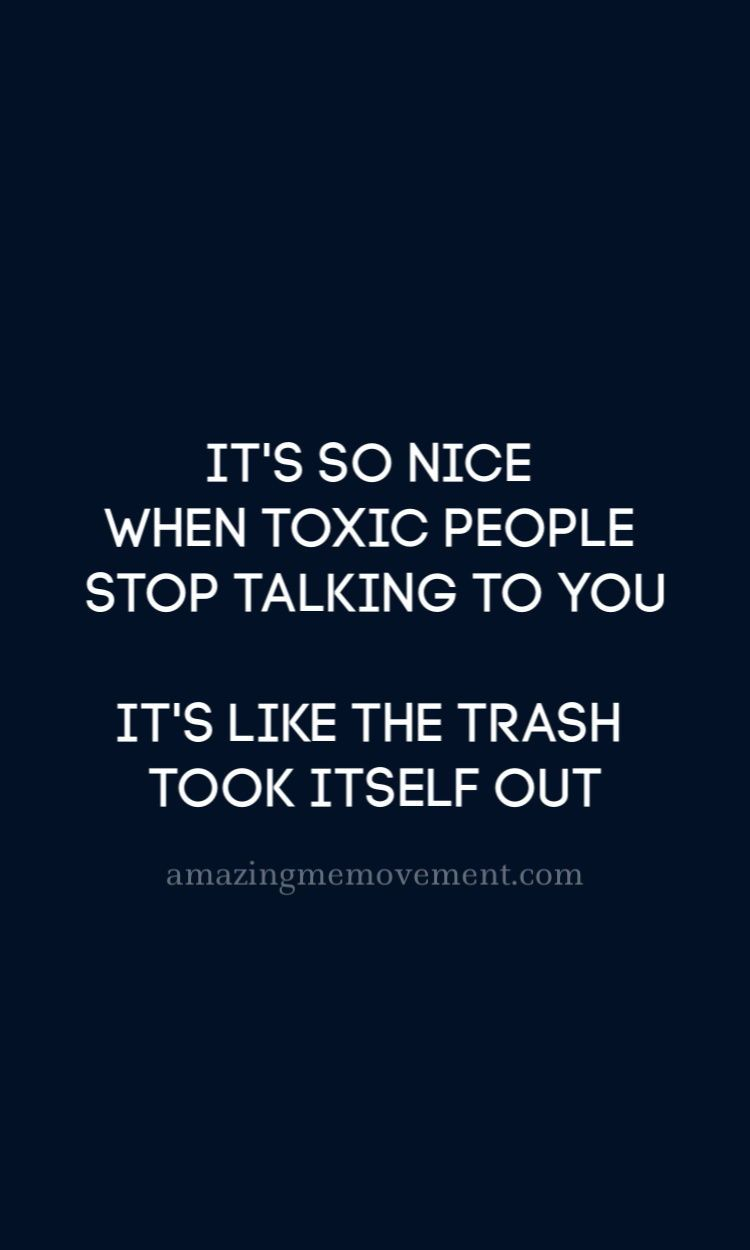 3 Powerful Ways to Deal With Toxic People. You'll Love #3