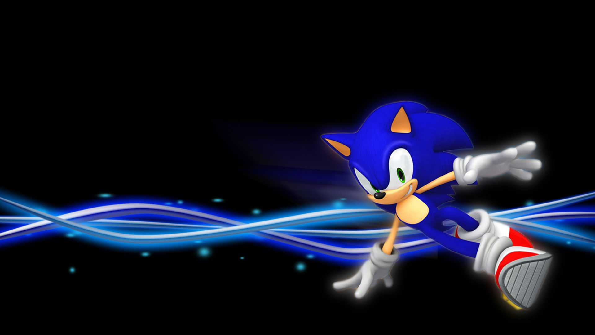 Sonic The Hedgehog Wallpaper Awesome Sonic Sonic Sonic The Hedgehog Cool Wallpaper