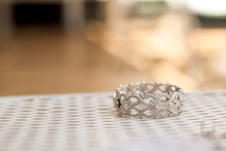 Bridal jewelry bracelet Nadri bracelet Nadri Celtic Knot