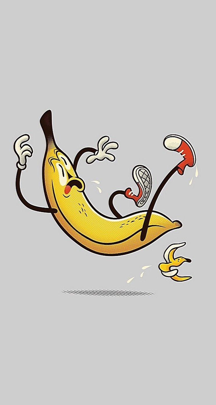 Wallpaper iphone banana - Banana Wallpaper Mobile9