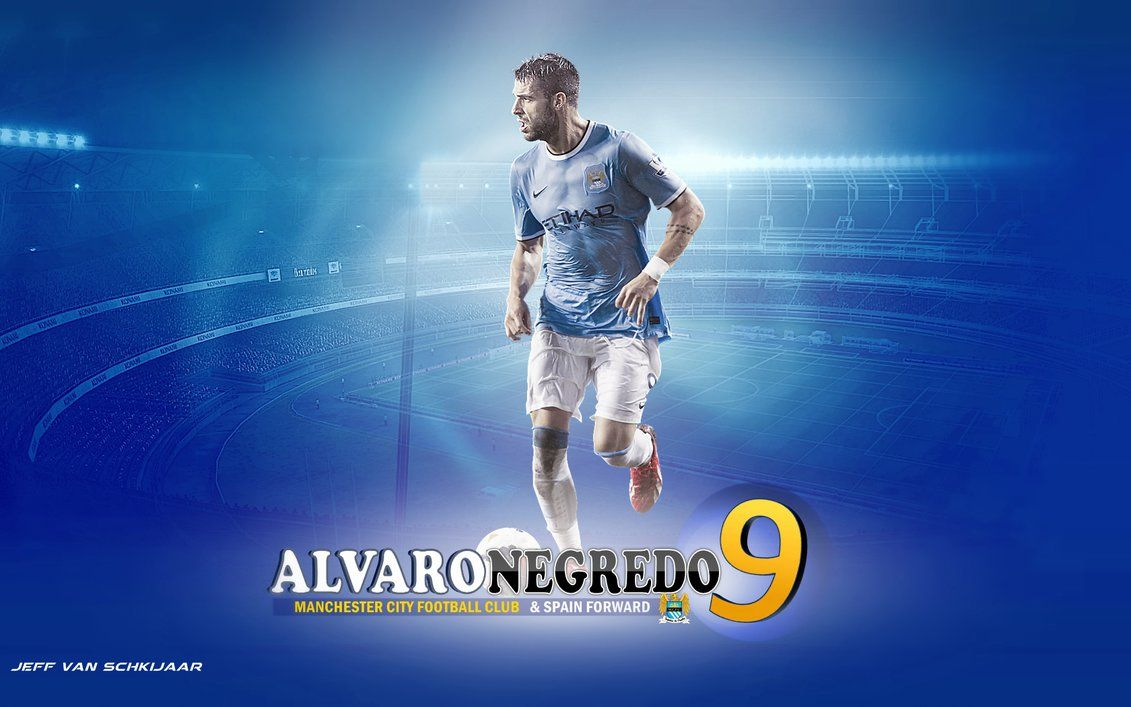 The Beast Wallpaper Negredo Manchester City Mcfc Mancity