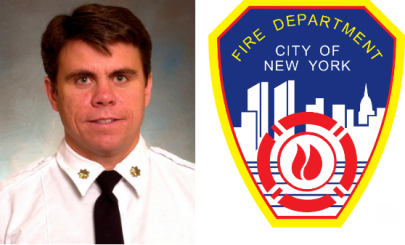 What the Loss of Michael Fahy Meant to my Fire Family // October 2016 // The Lady and the Firefighter // #firelife #FDNY #MichaelFahy