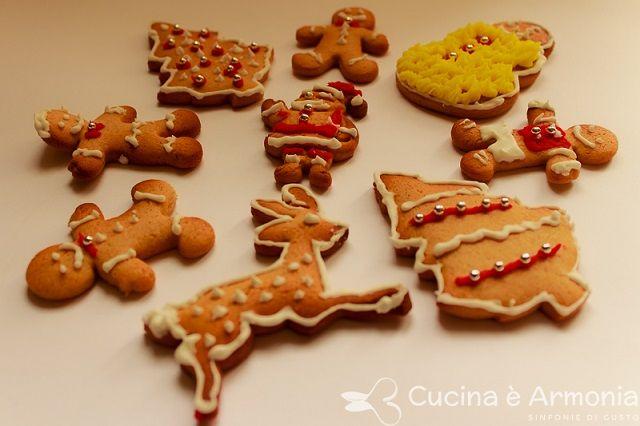 #Biscotti #pan di #zenzero