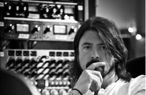 Dave Grohl!!!!!!! The thinker!!!!!