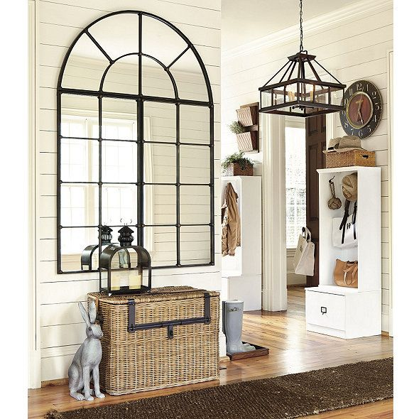 Create the illusion of a palladian style window or hang each section individually for a new look shop ballard designs