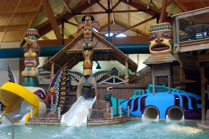 Great Wolf Lodge Water Park Clip Art