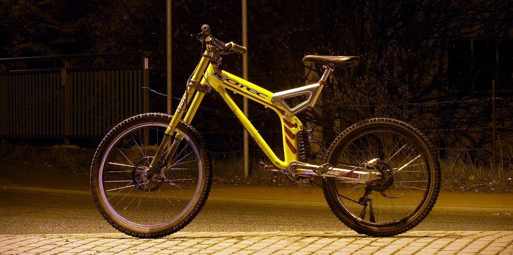 Rotec Dh Mt Bike Classic Bikes Push Bikes