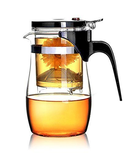 17++ Teapot with infusers for loose tea inspirations
