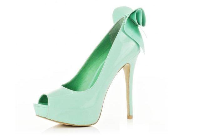 Trendy Wedding, blog  idées et inspirations mariage ♥ French Wedding Blog: Shoe friday : River Island