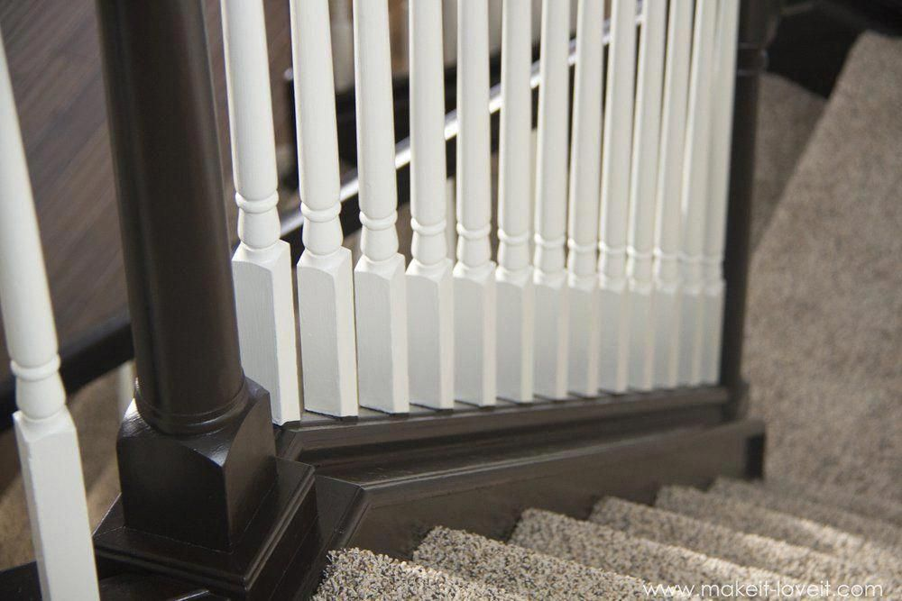 How Much Does A Kitchen Remodel Cost? in 2020 Oak banister