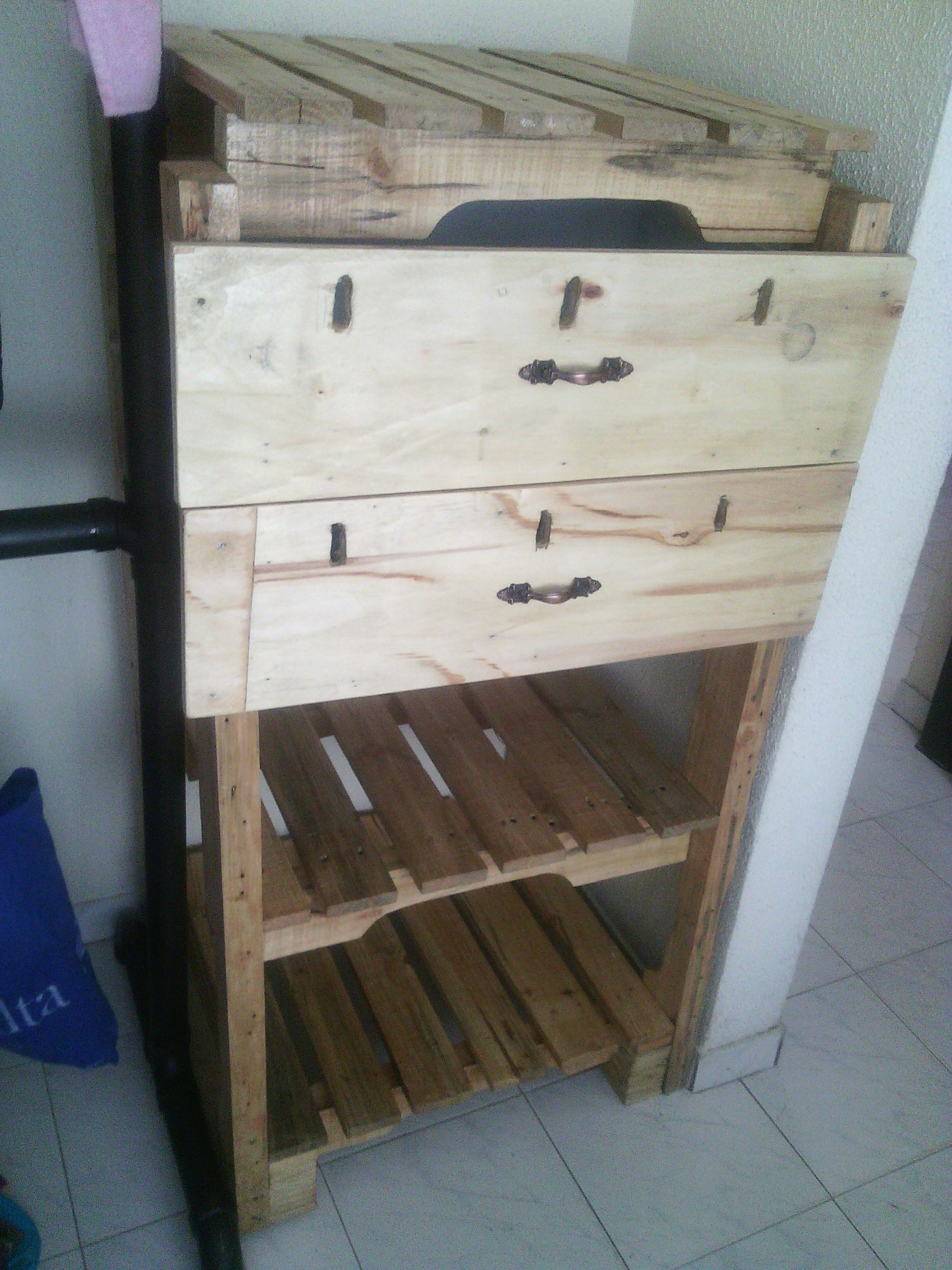 Muebles ropas. palets | House Palets | Pinterest | Palets y Ropa