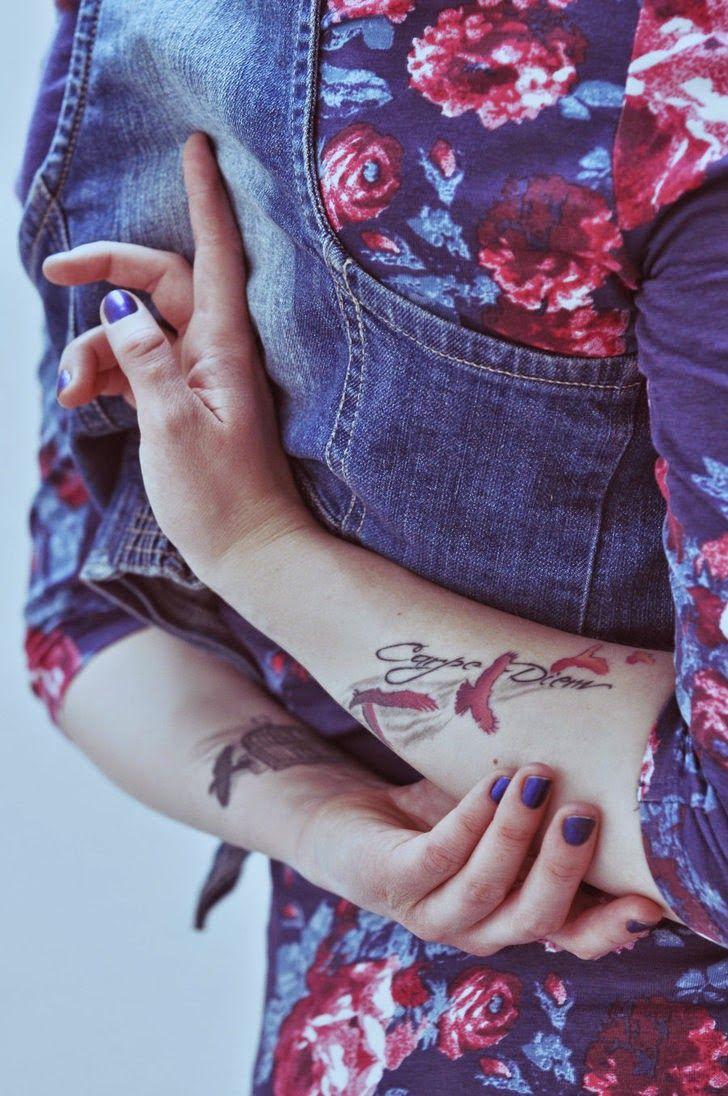 Girl DP With Hand Tattoo Facebook DP Pinterest Girls Hand