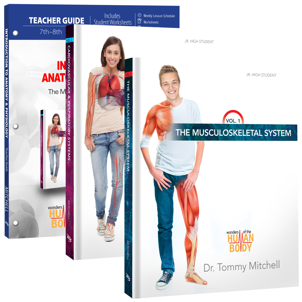 Introduction to Anatomy & Physiology 1 (Curriculum Pack ...