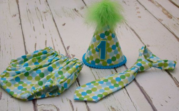 6f51d0ef0 Cake smash outfit for boy Handmade 1st Birthday by AggCrafts ...