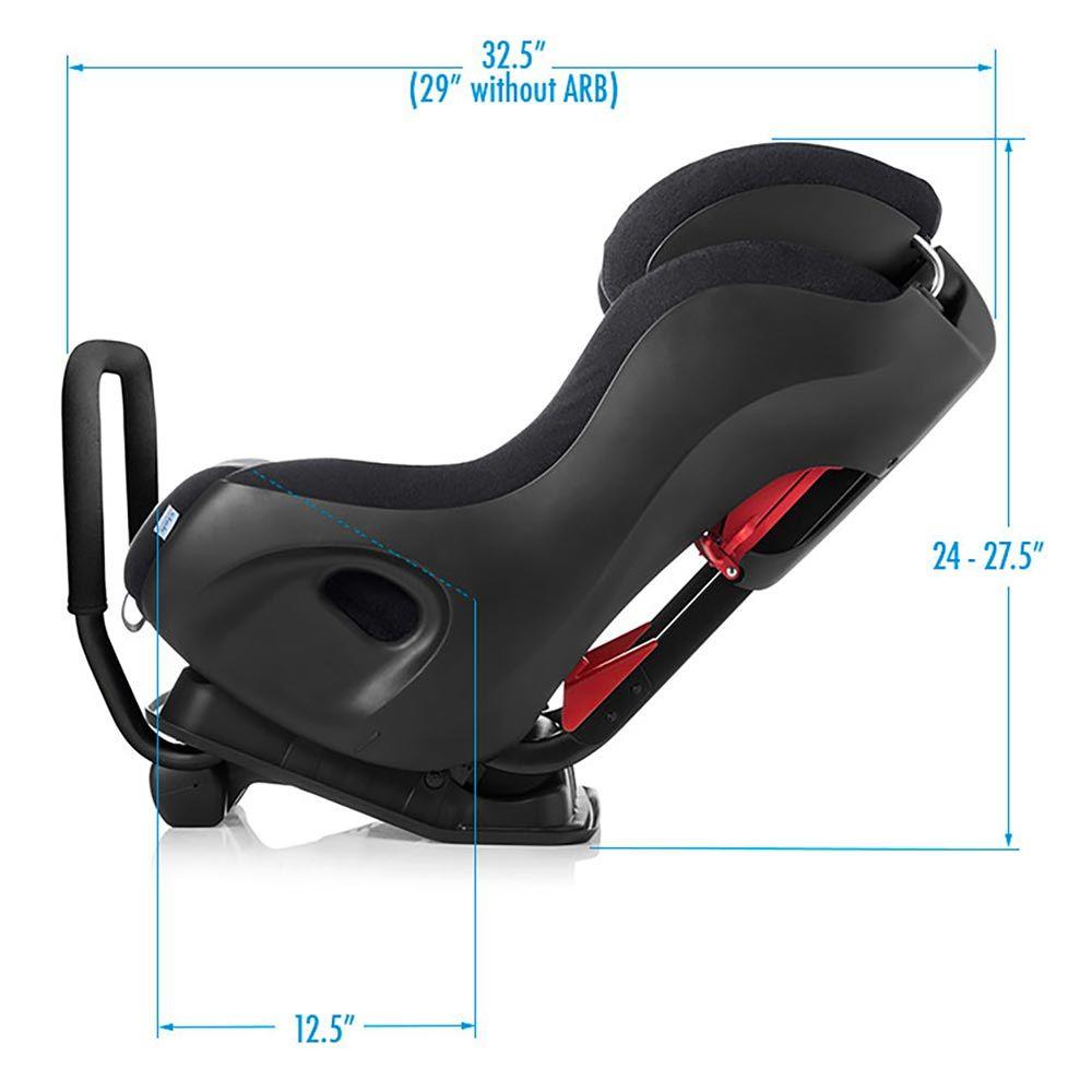 Fllo convertible car seat standard noire car seats